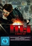 Mission: Impossible 4-Movie Set (4 Discs)