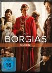 Die Borgias - Season 1 (3 Discs, Multibox)