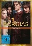 Die Borgias - Season 2 (4 Discs, Multibox)