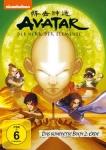 Avatar - Der Herr der Elemente - Das komplette Buch 2: Erde (4 Discs, Multibox)