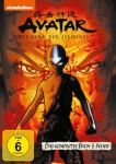 Avatar - Der Herr der Elemente - Das komplette Buch 3: Feuer (4 Discs, Multibox)
