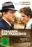 Die Straßen von San Francisco - Season 1 (8 Discs, Multibox)