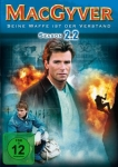 MacGyver - Season 2, Vol. 2 (3 Discs, Multibox)