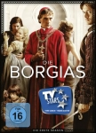 Die Borgias - Season 1 (3 Discs)