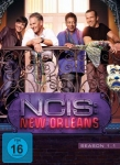 Navy CIS New Orleans - Season 1.1 (3 Discs)