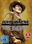 John Wayne Western Box (8 Discs)