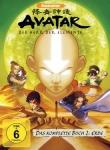 Avatar - Der Herr der Elemente - Das komplette Buch 2: Erde (4 Discs)