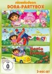 Dora: Partybox (3 Discs)