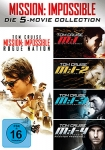 Mission: Impossible 5-Movie Set (Multibox)