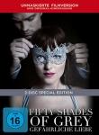 Fifty Shades of Grey - Gefährliche Liebe - 2-Disc Special Edition (Digibook)