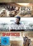 Ben Hur / Gladiator / Spartacus - 3 Movie Edition