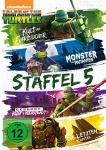 Tales of the Teenage Mutant Ninja Turtles: Season 5 - Boxset