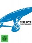 STAR TREK I-X Box - Remastered (Digipack, 12 Discs)