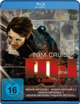 Mission: Impossible 4-Movie Set (4 Discs)