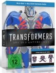 Transformers - Ära des Untergangs - Optimus Edition (Blu-ray + Blu-ray Bonus Disc)