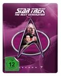 STAR TREK: The Next Generation - Season 7 - Steelbook (Blu-ray)