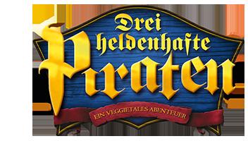Ein Veggietales Abenteuer: Drei heldenhafte Piraten
