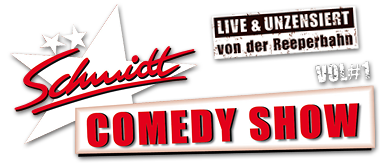 Schmidt Comedy Show - Vol. 1