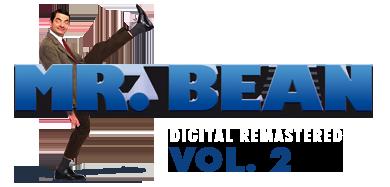 Mr Bean Frohe Weihnachten.Mr Bean Tv Serie Vol 2 Digital Remastered Universal