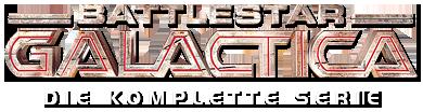 Battlestar Galactica - Die komplette Serie