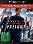 Mission: Impossible 6 - Fallout (mit Bonusdisc)